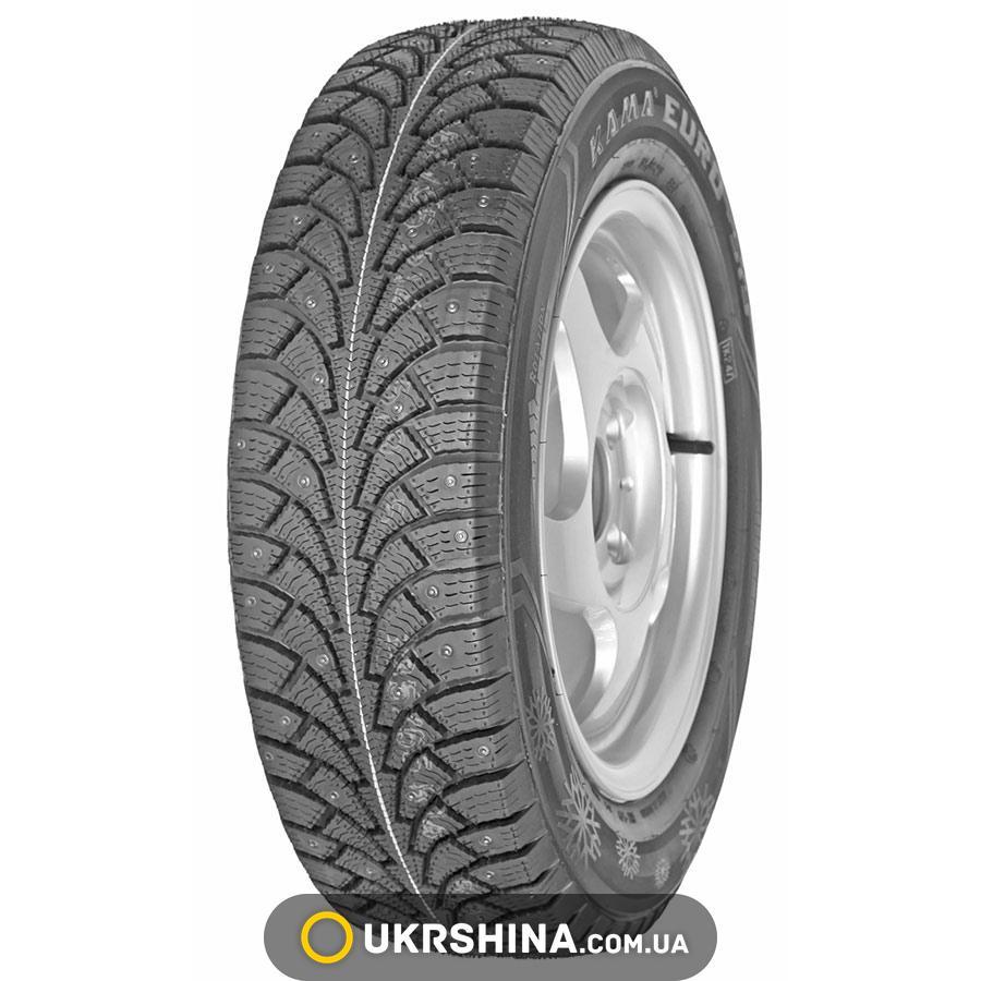 Зимние шины Кама EURO-519 185/65 R14 86T (под шип)
