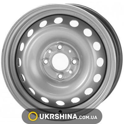 Стальные диски Кременчуг ВАЗ 2103 W5 R13 PCD4x98 ET29 DIA60.5 металлик