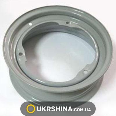 Стальные диски Кременчуг К11021 (ЗАЗ) W3 R13 PCD3x256 ET30 DIA228 Gray