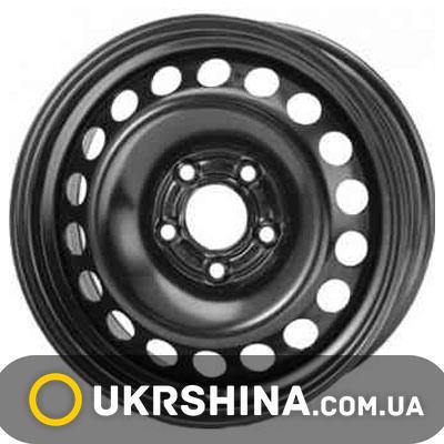 Стальные диски Кременчуг Chevrolet Lacetti W6 R15 PCD4x114.3 ET44 DIA57.1 black