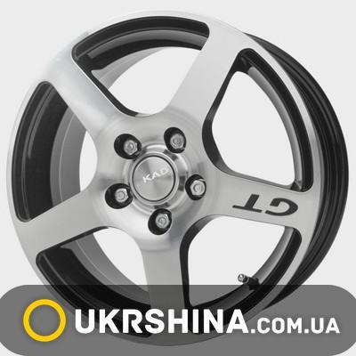 Литые диски Скад Омега селена W5.5 R13 PCD4x98 ET30 DIA58.6