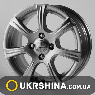 Литые диски Скад Орион гоночный W6 R14 PCD4x108 ET38 DIA67.1