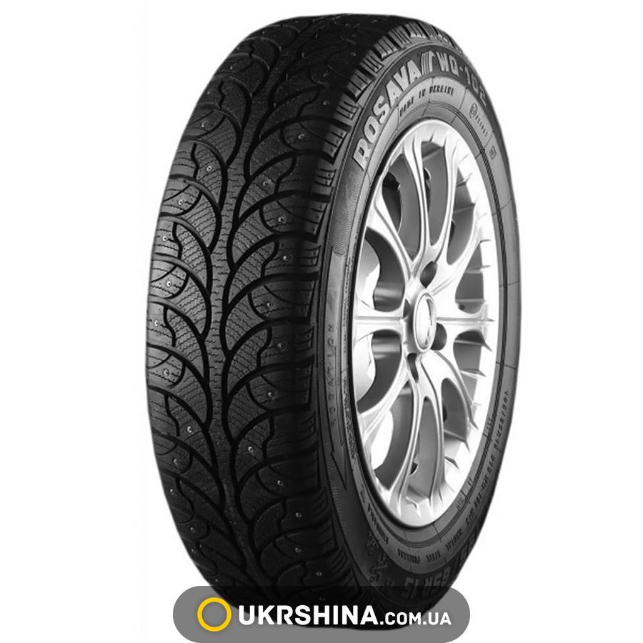 Зимние шины Росава WQ-102 185/60 R14 82S (под шип)