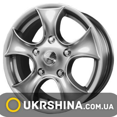 Литые диски Скад Юнона W6.5 R15 PCD5x139.7 ET40 DIA98.5 селена
