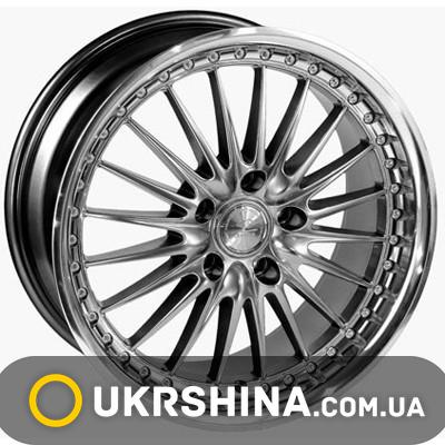 Литые диски League 152A MIHB W7 R16 PCD5x114.3 ET40 DIA73.1