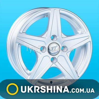 Литые диски JT 2020 W5.5 R13 PCD4x98 ET38 DIA58.6 silver