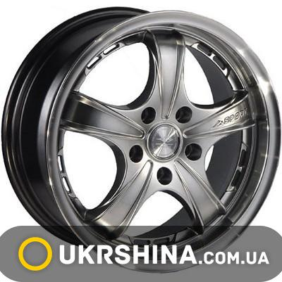 Литые диски League 203 MIHB W7 R16 PCD5x112 ET40 DIA66.6