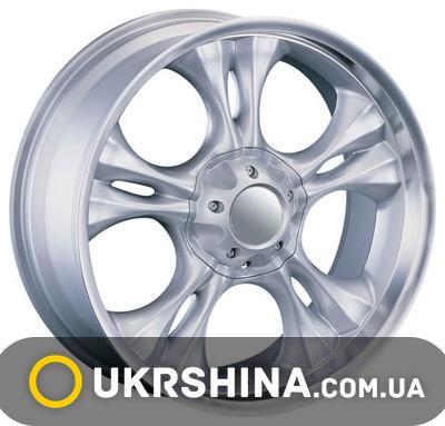 Литые диски CAM 249 W9 R18 PCD6x139.7 ET30 DIA110 silver