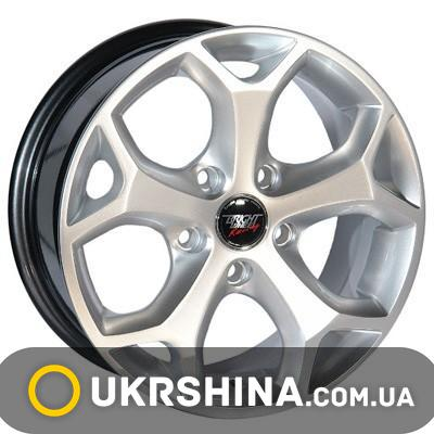 Литые диски Allante 547 HS W6.5 R15 PCD4x108 ET40 DIA67.1