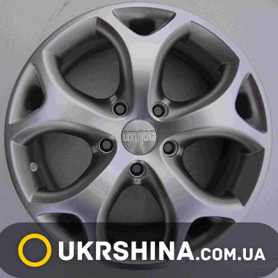Литые диски Evolution 555 MS W7 R16 PCD5x130 ET35 DIA84.1
