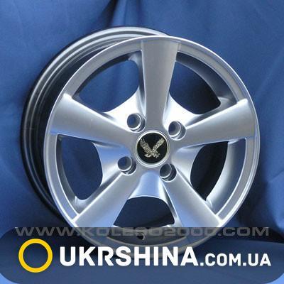 Литые диски Aitl 567 silver W7 R16 PCD5x114.3 ET40 DIA67.1