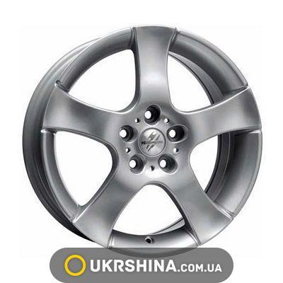 Литые диски Fondmetal 7200 silver W6.5 R15 PCD5x112 ET40 DIA57.1