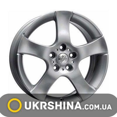 Литые диски Fondmetal 7200 W7 R16 PCD4x114.3 ET38 DIA56.6 silver