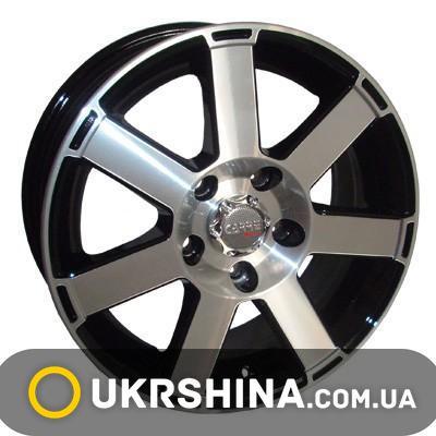 Литые диски Carre 875 W6.5 R15 PCD5x100 ET38 DIA67.1 BD