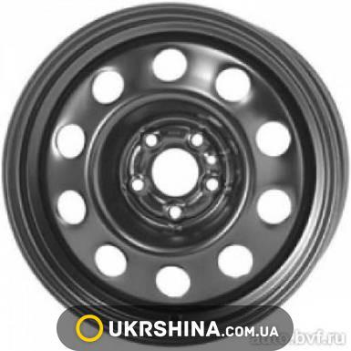 Стальные диски KFZ 9600 Fiat silver W6 R16 PCD5x130 ET68 DIA78.1