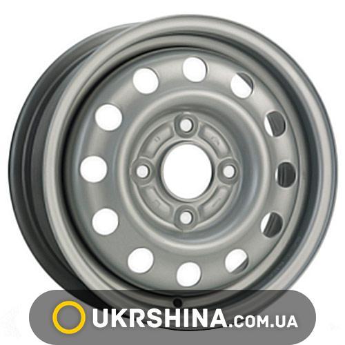 Стальные диски ALST (KFZ) 3885 Ford W5 R13 PCD4x108 ET41 DIA63.4 black