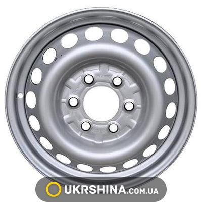Стальные диски ALST (KFZ) 9488 Mercedes Benz W6.5 R16 PCD6x130 ET62 DIA84 black