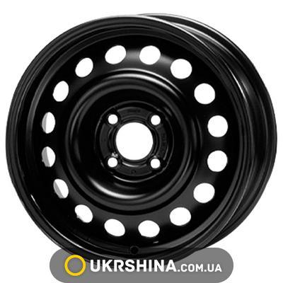 Стальные диски ALST (KFZ) 6530 Renault W5.5 R14 PCD4x100 ET36 DIA60 black