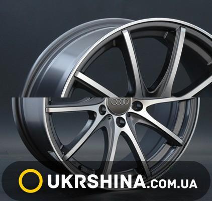 Литые диски Replay Audi (A48) GMF W7 R16 PCD5x100 ET34 DIA57.1