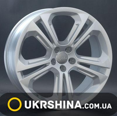 Литые диски Replay Audi (A54) silver W8.5 R20 PCD5x112 ET33 DIA66.6