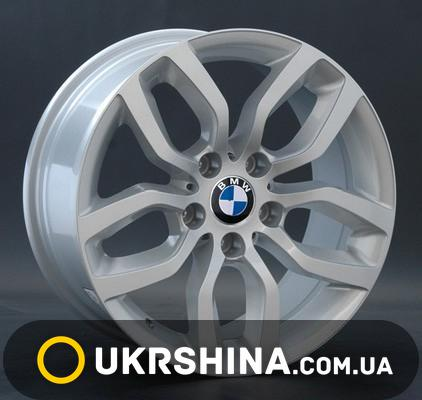 Литые диски Replay BMW (B122) W8 R17 PCD5x120 ET43 DIA72.6 silver