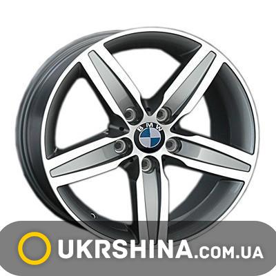 Литые диски Replay BMW (B142) W8 R17 PCD5x120 ET34 DIA72.6 GMF
