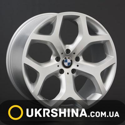 Литые диски Replay BMW (B70) W8 R18 PCD5x120 ET46 DIA72.6 silver