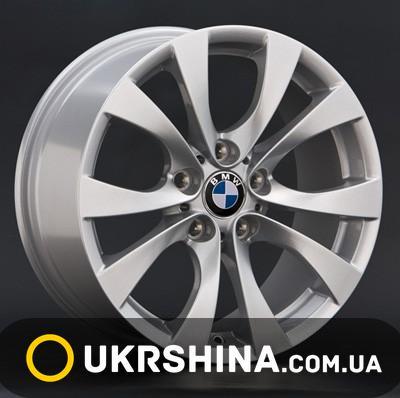 Литые диски Replay BMW (B89) silver W8 R17 PCD5x120 ET43 DIA72.6