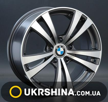 Литые диски Replay BMW (B92) W7.5 R17 PCD5x120 ET32 DIA72.6 BKF