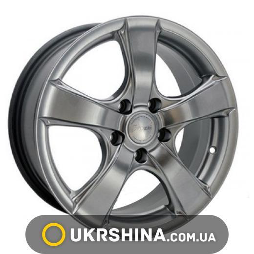 Литые диски Banzai Z574 W6.5 R15 PCD4x108 ET15 DIA65.1 silver