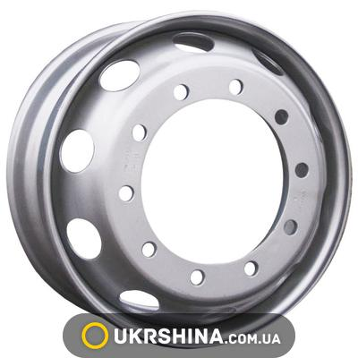 Стальные диски Better Steel W6.75 R17.5 PCD6x205 ET127 DIA161