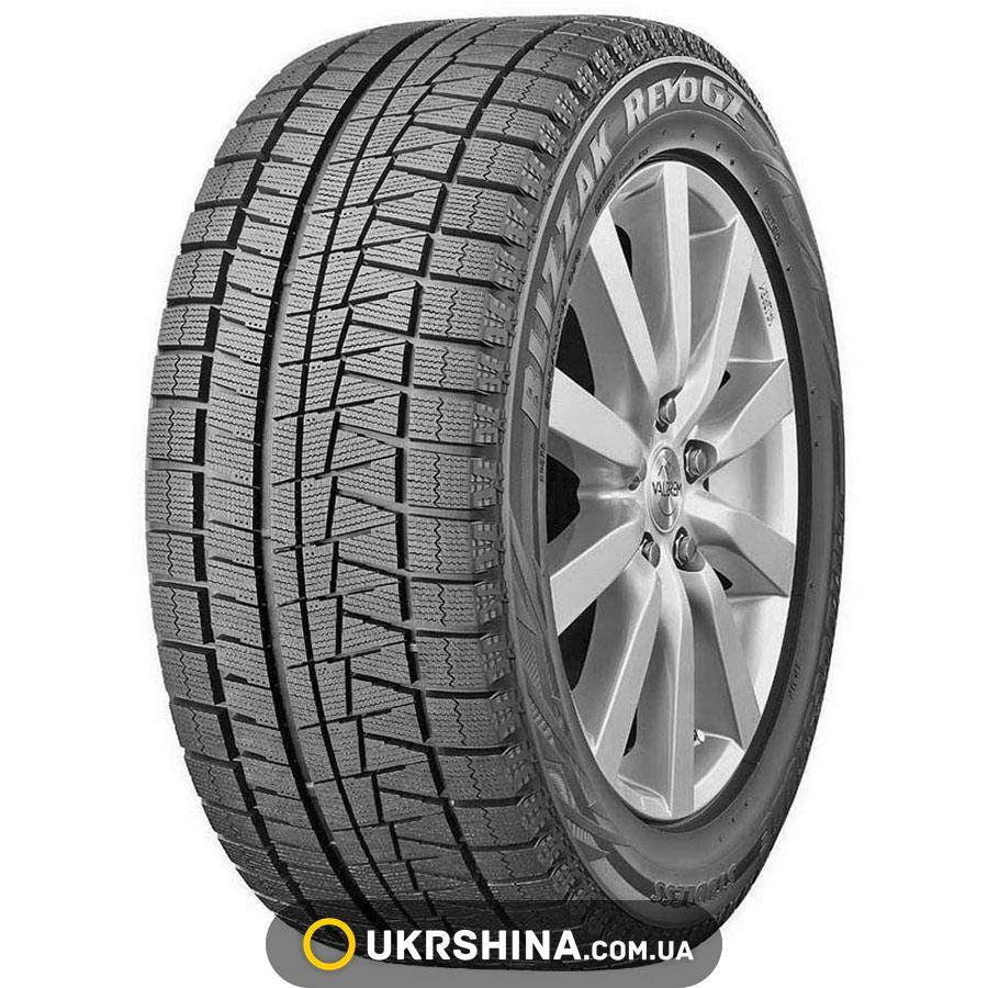 Зимние шины Bridgestone Blizzak REVO GZ 195/60 R15 88S