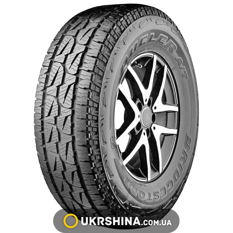 Летние шины Bridgestone Dueler A/T 001 255/60 R18 112S XL