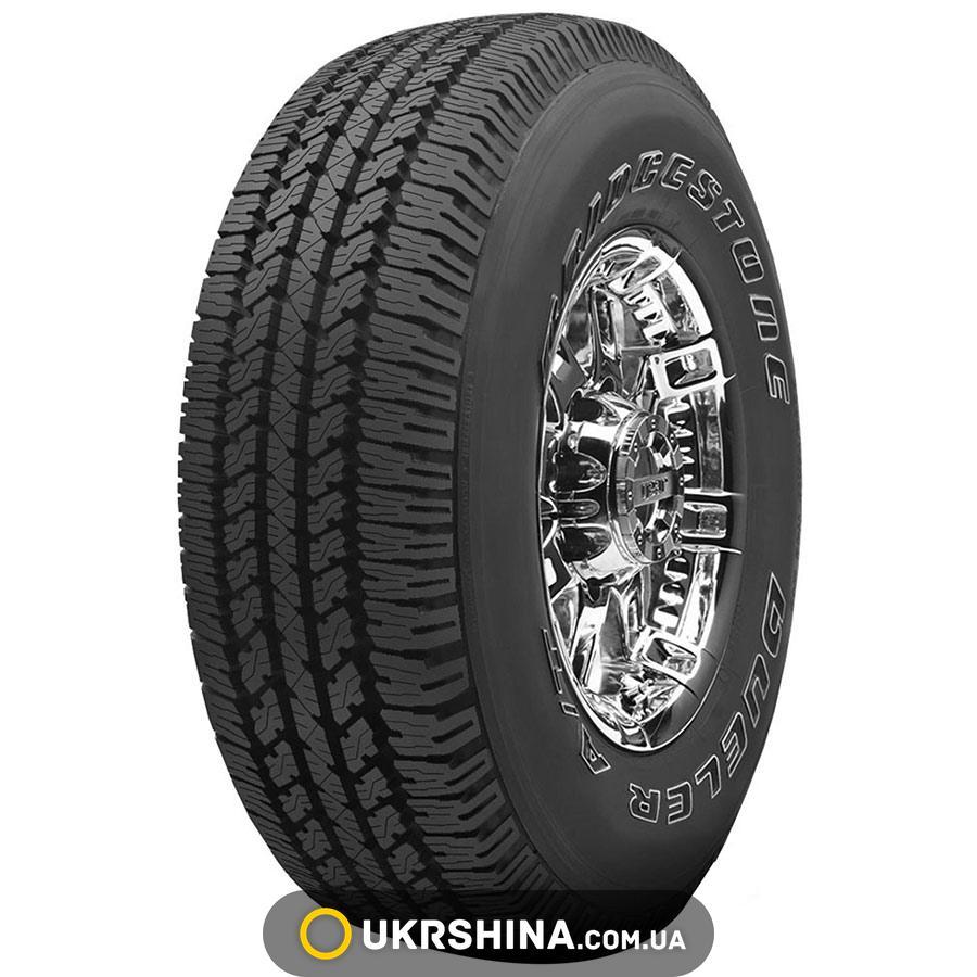 Всесезонные шины Bridgestone Dueler A/T 693 II 235/60 R17 102H MO