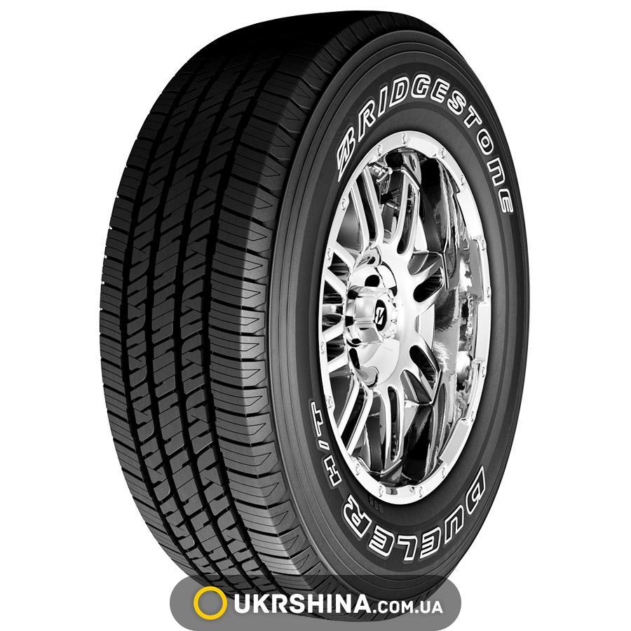 Всесезонные шины Bridgestone Dueler H/T 685 255/70 R18 113T