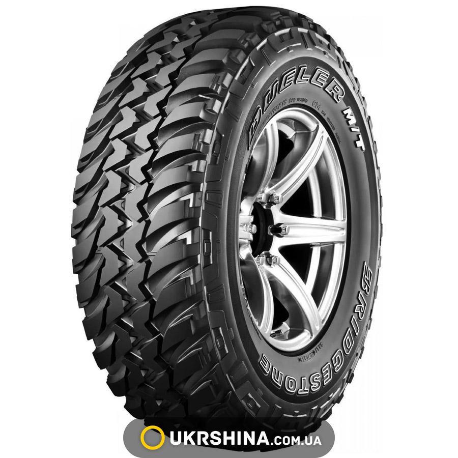 Всесезонные шины Bridgestone Dueler M/T 674 245/75 R16 120/116Q