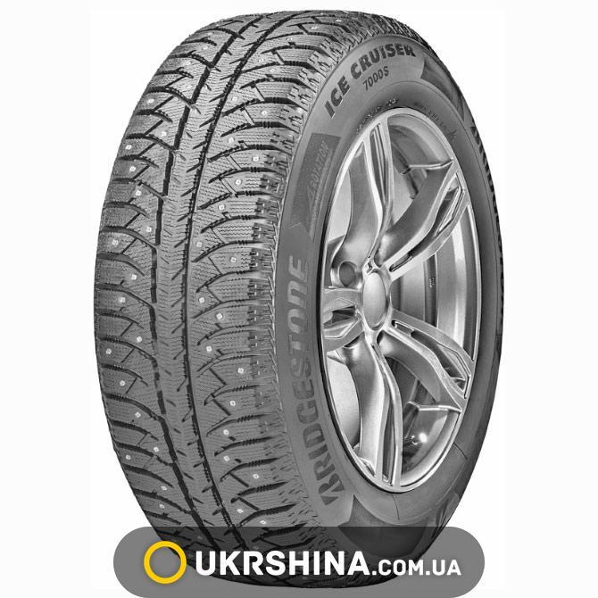 Зимние шины Bridgestone Ice Cruiser 7000S 215/60 R16 95T (шип)