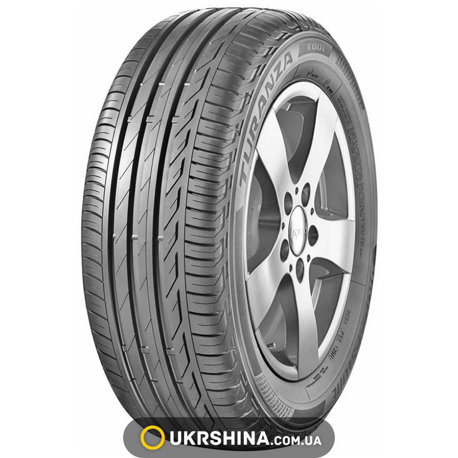 Летние шины Bridgestone Turanza T001 225/50 ZR18 95W RFT *