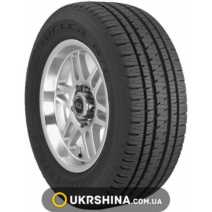 Всесезонные шины Bridgestone Dueler H/L Alenza 265/70 R18 114T