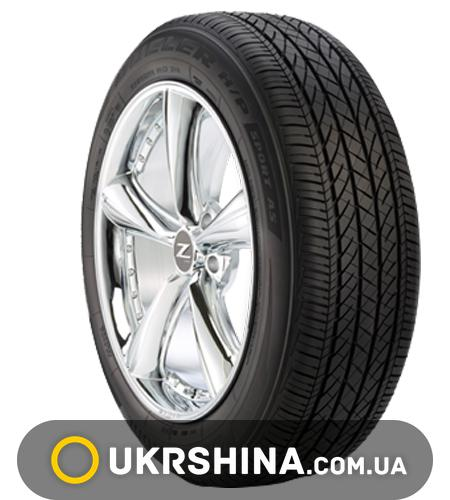 Всесезонные шины Bridgestone Dueler H/P Sport AS 245/50 R19 105H XL RFT *