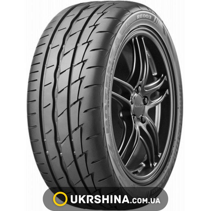 Летние шины Bridgestone Potenza RE003 Adrenalin 205/50 ZR17 93W XL