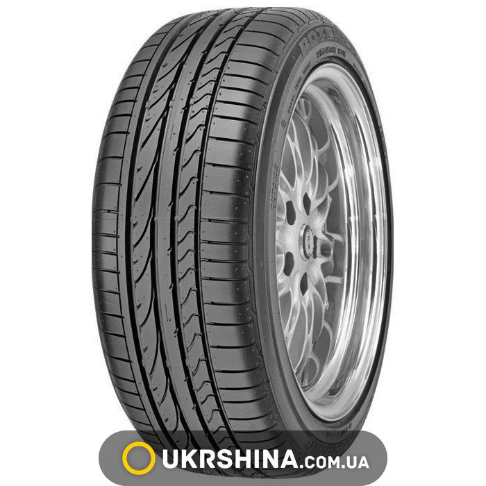 Летние шины Bridgestone Potenza RE050 A 205/50 ZR17 89W RFT
