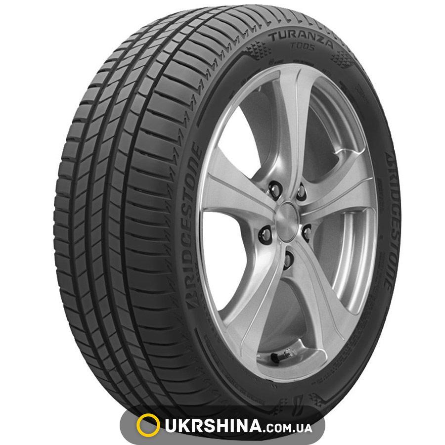 Летние шины Bridgestone Turanza T005 235/55 R18 100V