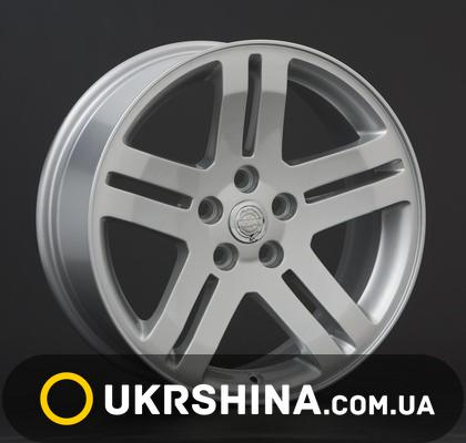 Литые диски Replay Chrysler (CR4) W7.5 R18 PCD5x115 ET24 DIA71.6 silver