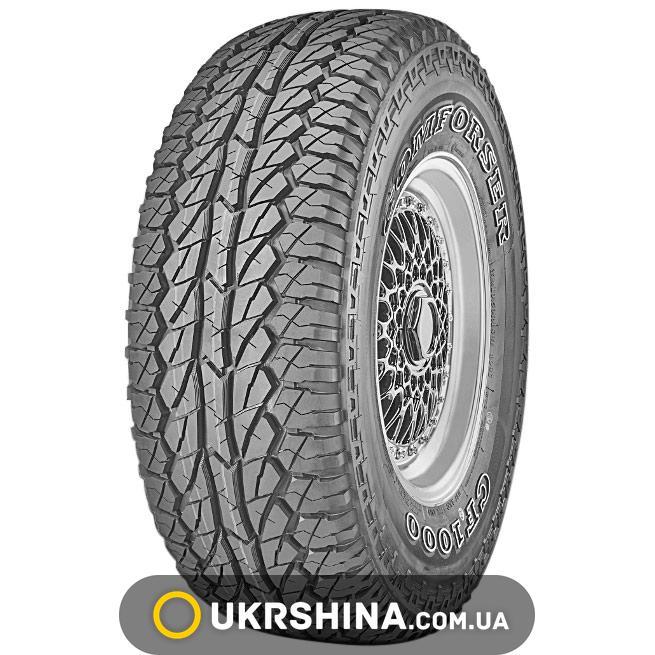 Всесезонные шины Comforser CF1000 215/75 R15 100S OWL