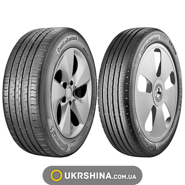 Летние шины Continental Conti.eContact 125/80 R13 65M