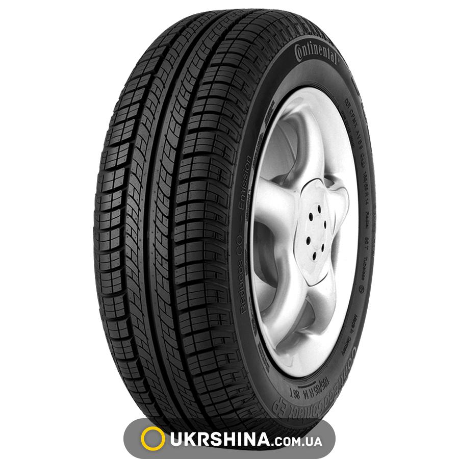 Летние шины Continental ContiEcoContact EP 135/70 R15 70T FR