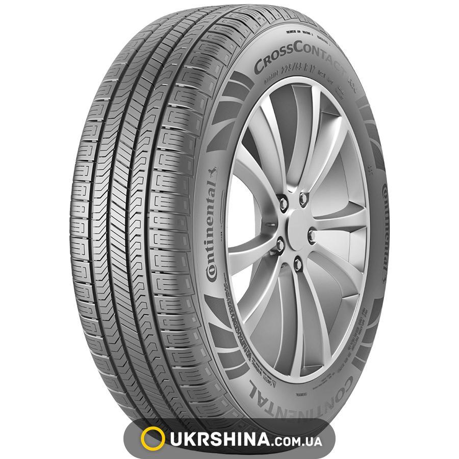Всесезонные шины Continental CrossContact RX 275/45 R22 112W XL FR LR