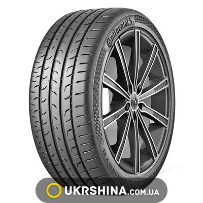 Летние шины Continental MaxContact MC6