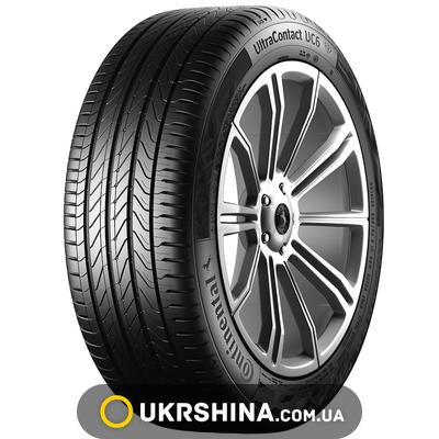 Летние шины Continental UltraContact UC6